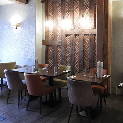 Bar & Restaurant Red Lion Hotel Basingstoke